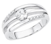 Silberring: Ring »So1319/1-4« silber