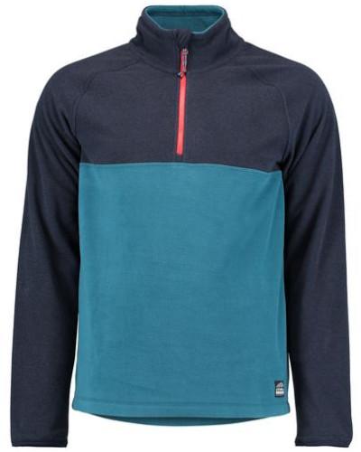 Shirt 'PM Ventilator Half ZIP Fleece'