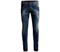 Slim Fit Jeans Glenn Fox Bl 683 blau