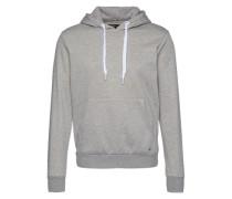 Sweatshirt 'Decode' grau