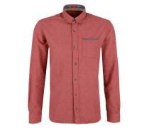 Hemd mit Glencheck-Muster rot