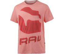 T-Shirt Herren rot