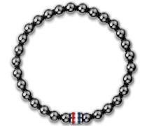 Armband mit Hämatit »Men's Casual 2700755L« silber