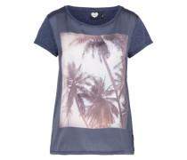 T-Shirt 'More Summer' nachtblau