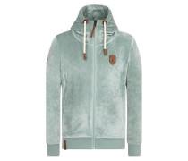 Male Zipped Jacket 'Birol Mack IV' mint