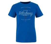 T-Shirt royalblau