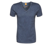 T-Shirt 'Toulouse' blau