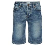 Jeansshorts 'loom JOG SH MED Blue 6572 PK Noos' blue denim