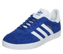 Sneaker »Gazelle« royalblau / weiß