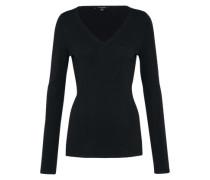 Dünner Pullover schwarz
