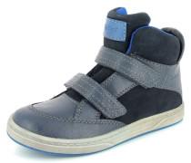 Sneaker Snicky Leder blau