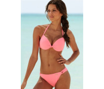 Push-up-Bikini pink