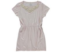 Nitanica kurzärmliges Kleid pink