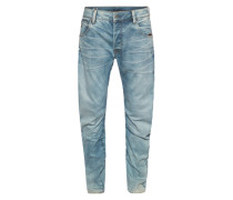 Jeans in Slim Fit 'Arc 3D' blue denim