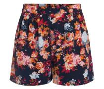 Bedruckte Shorts navy / mischfarben