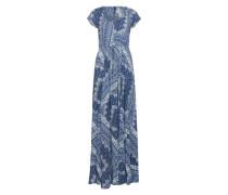 Sommerkleid 'Daria' blau