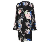 Kleid 'Lint' mischfarben / schwarz