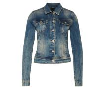 Jeansjacke 'Dean x Jacket' blau