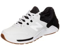Sneaker 'ml009-Utw-D' schwarz / weiß
