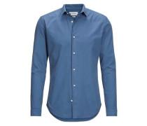 Hemd 'The Oxford' himmelblau