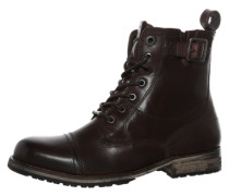 Stiefelette 'melting Buckle' braun