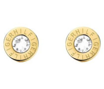 Paar Ohrstecker »Classic Signature 2700753« gold