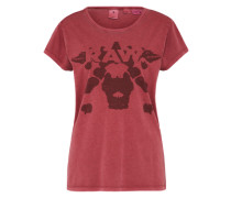 T-Shirt 'Eltola' rot