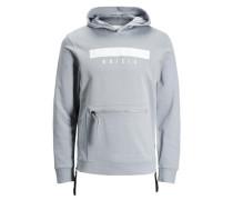 Trendiges Sweatshirt grau