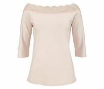 Carmenshirt »Chanet« beige