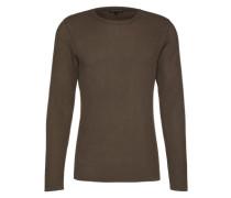 Pullover aus Baumwolle 'Heath' grau