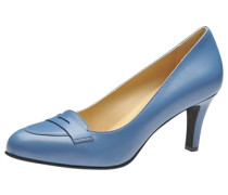 Damen Pumps hellblau