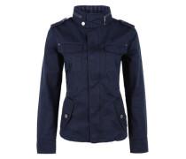 Leichte Jacke im Cargo-Look dunkelblau