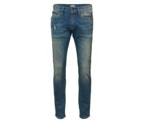 Slim fit Jeans 'Scanton' blue denim