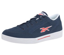 Sneaker 'slice Canvas' navy
