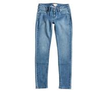 »High And Wild« Slim Fit jean blau
