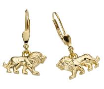 Ohrhänger 'Löwen'