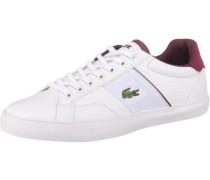 Fairlead Sneakers rot / weiß