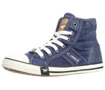 Sneakers blue denim