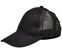 Cap 'Cool' schwarz