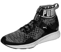 Sneaker 'Ignite evoKNIT' schwarz / weiß