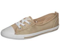 'ctas Ballet Lace' Sneaker hellbeige