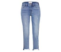 Jeans 'Elsa Cropped' blue denim
