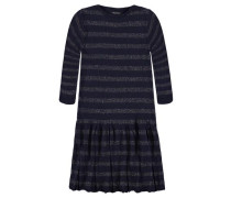 Kleid trendiger weicher Strick gemütlich elegant Mädchen Kinder