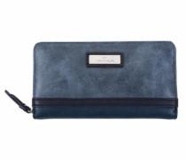Portemonnaie 'elin' blau / dunkelblau