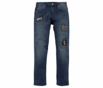 Stretch-Jeans blue denim