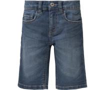 Jeansshorts für Jungen blau / blue denim