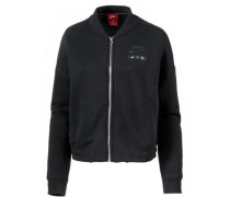Sweatjacke 'W Nsw Rally Jkt Varsity Air'