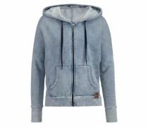 Sweater »Geribo« blau