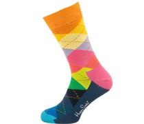 Socken mischfarben