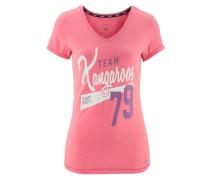Print T-Shirt pink